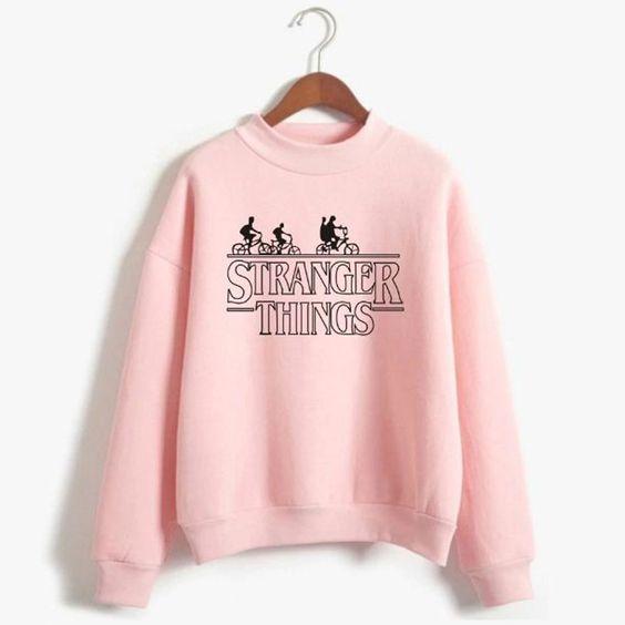 Stranger Things Sweatshirt N14VL