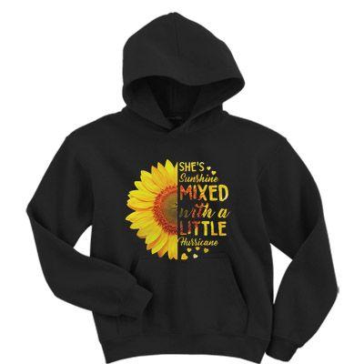 Sunflower Hoodie EM26N