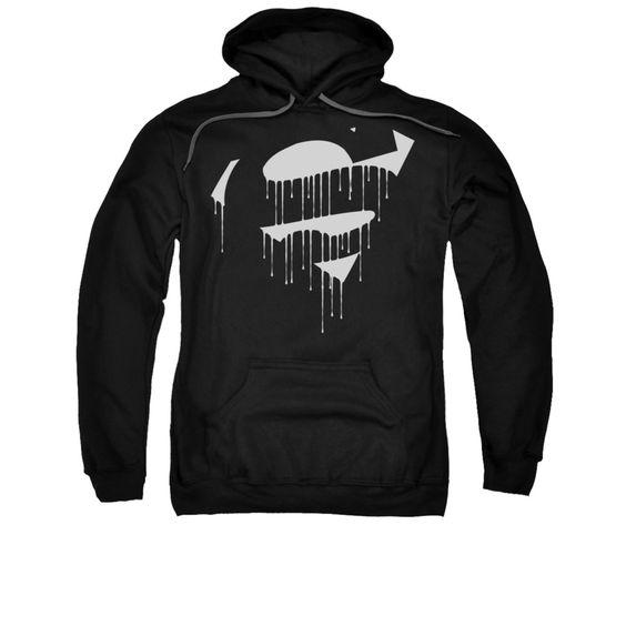 Superman hoodie FD22N