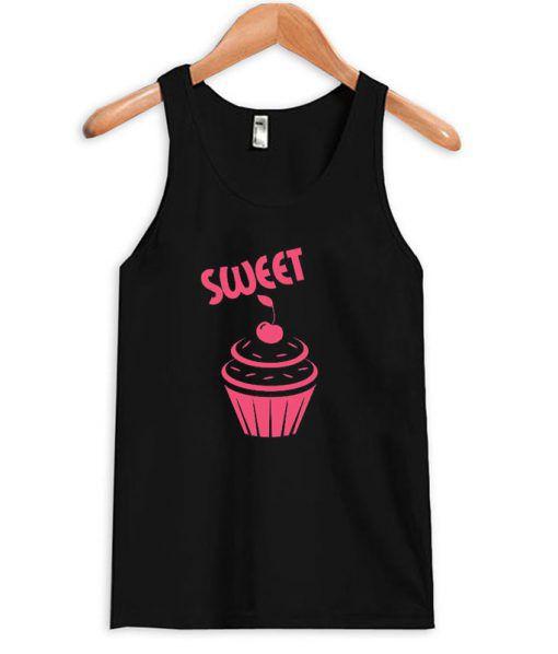 Sweet Pink Tank Top EM29N