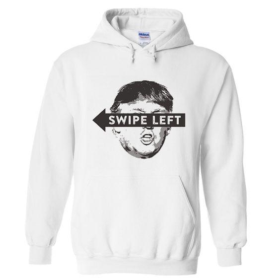 Swipe left hoodie Fd22N