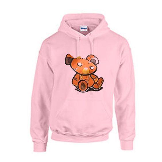 Teddy Bear Hoodie AZ22N
