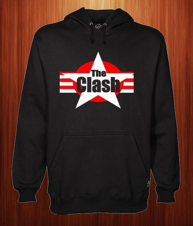 The Clash Hoodie EM26N
