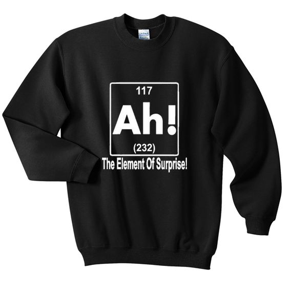 The Element Surprise Sweatshirt AZ22N