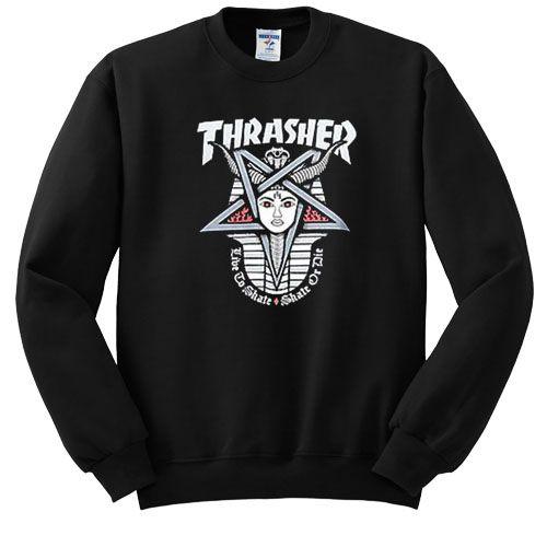Thrasher Magazine Sweatshirt N25AZ