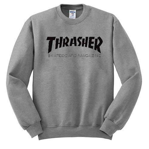 Thrasher Skate Mag Sweatshirt N25AZ