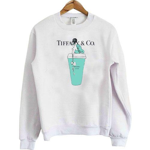 Tiffany & Co sweatshirt AI30N