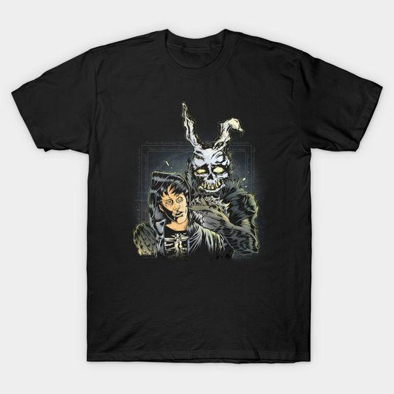 Wake Up Donnie T-Shirt SR26N