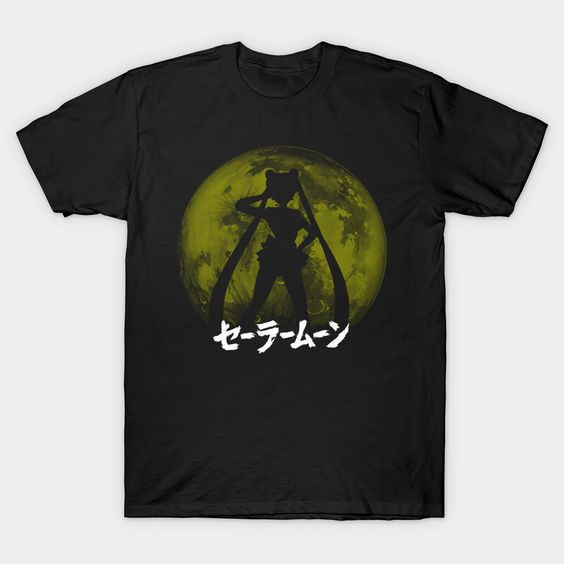 Warrior sailor moon T-Shirt FD4N
