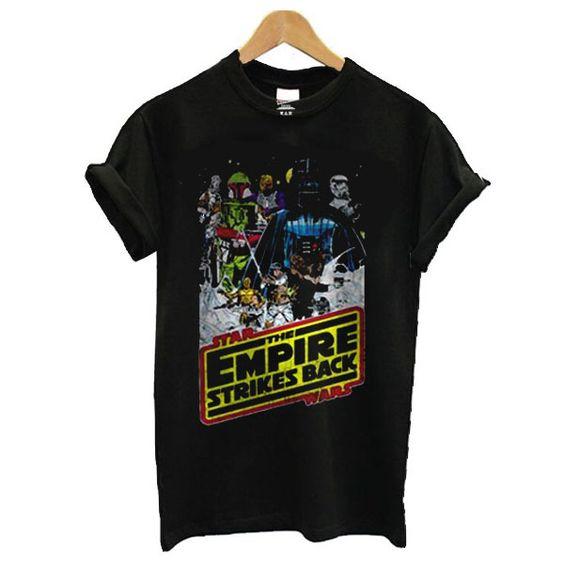 Wars The Empire T-Shirt AZ19N