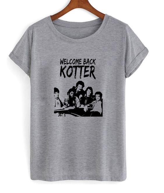 Welcome Back kotter Tshirt EL12N
