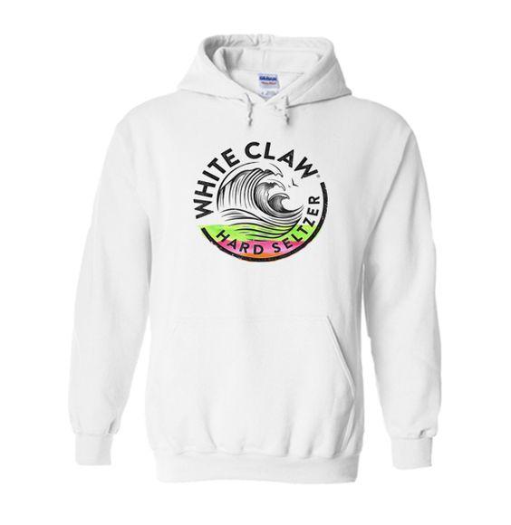 White Claw Hoodie EM26N