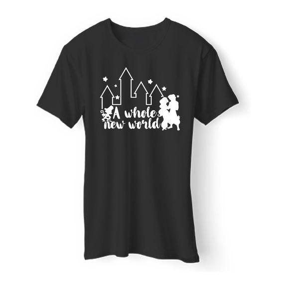 Whole New World T-Shirt AZ12N