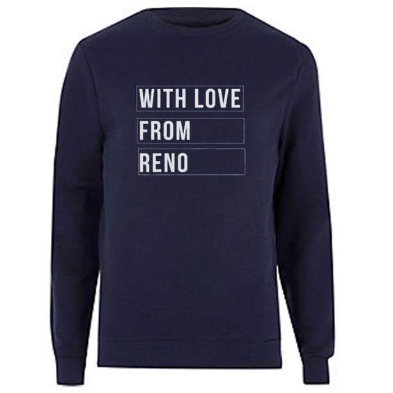 With Love From Sweatshirt AZ22N