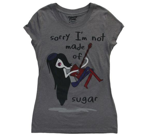 Womens Adventure Time T-shirt N27HN