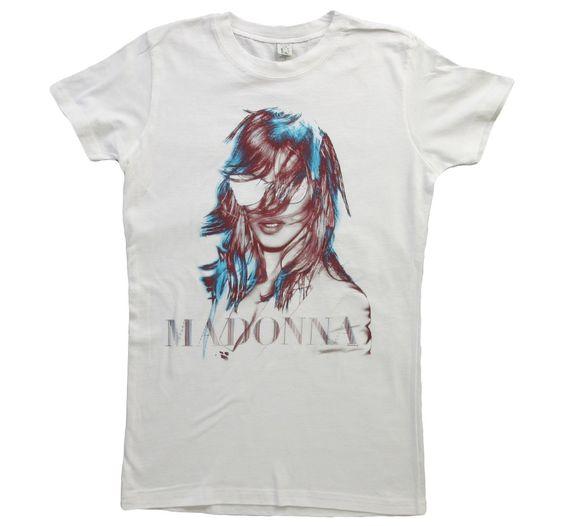 Womens Madonna Tshirt FD26N
