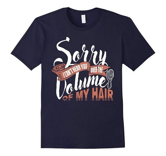 Womens Sorry Tshirt N20DN
