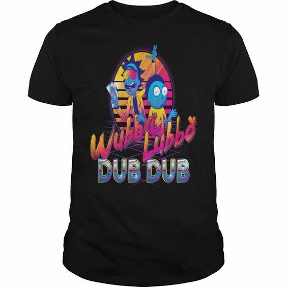 Wubba Lubbo Neon Tshirt EL2N