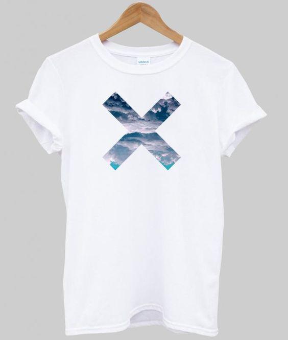 X t shirt N8FD