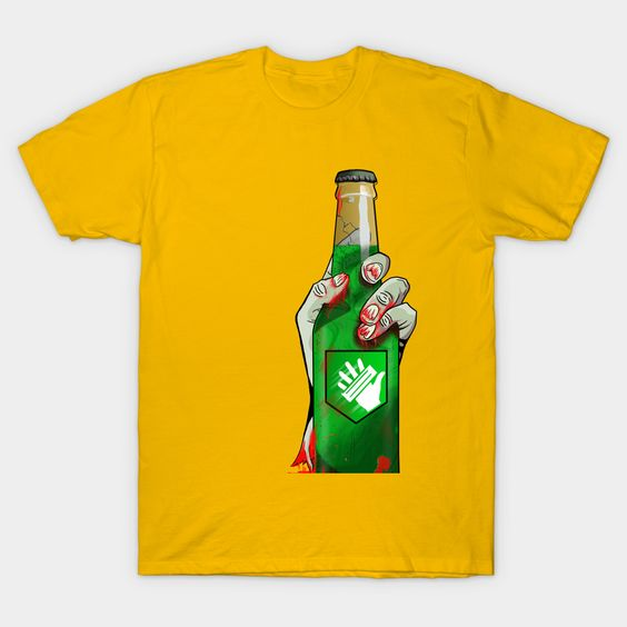 Zombie Hand Speed Cola T-shirt FD4N