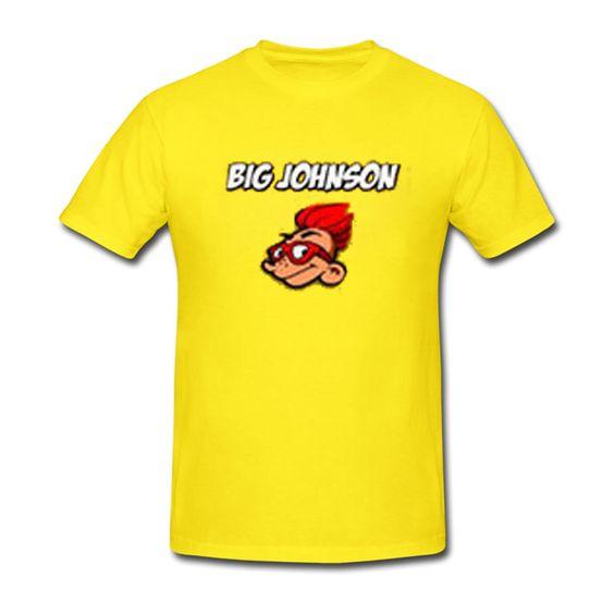 big johnson t-shirt N21EV