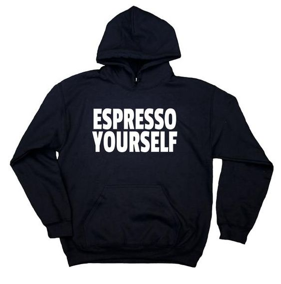 coffee addict hoodie N22RS