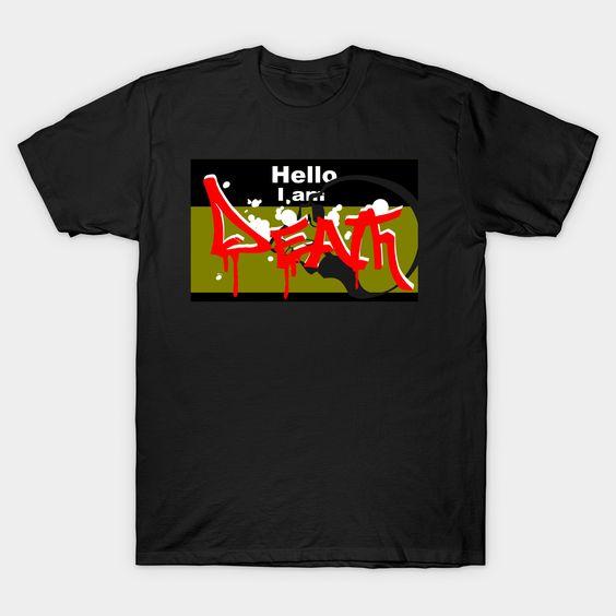 death art Classic T-Shirt FD4N