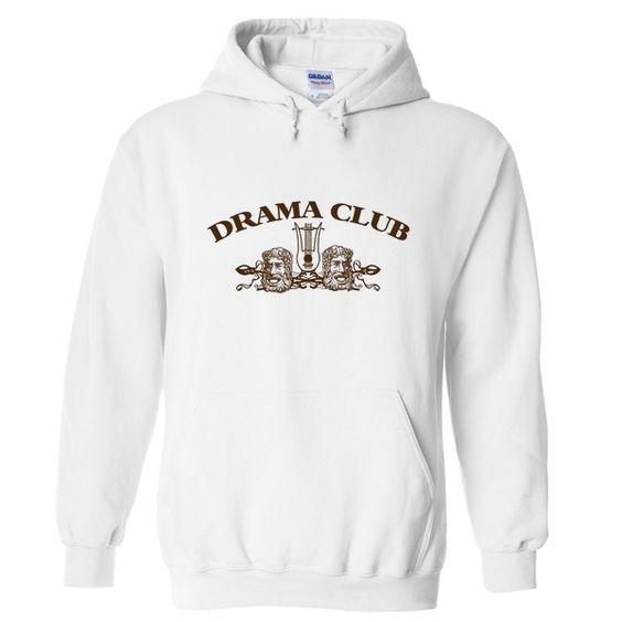 drama club hoodie ER29N