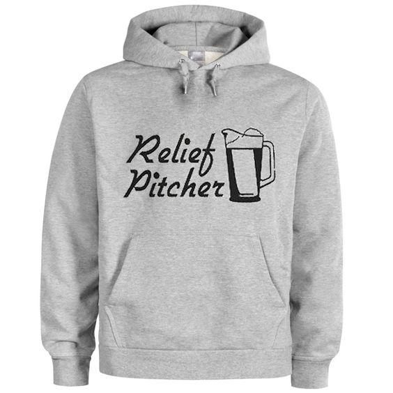 relief pitcher hoodie PT22N