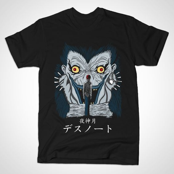 A Death Note t-shirt RS26D