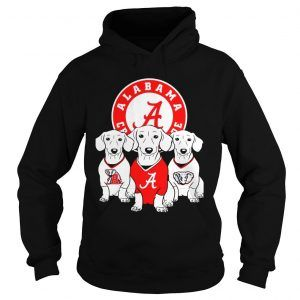 Alabama Crimson Hoodie D9EM