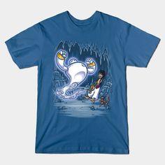Aladdin Baymax Tshirt EL24D