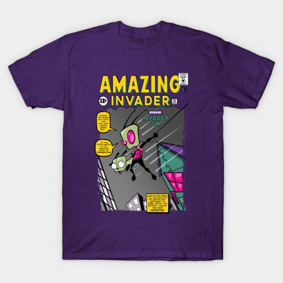 Amazing Invader T-Shirt VL24D