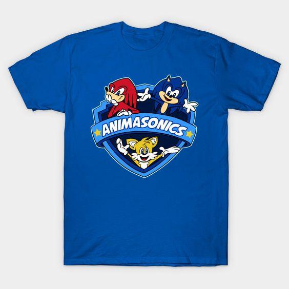Animasonics T-Shirt NR30D