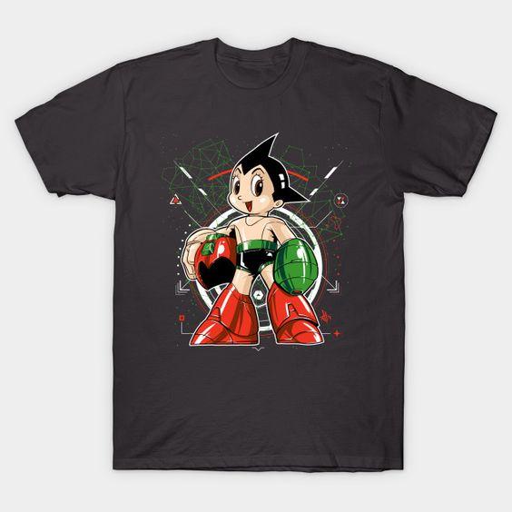 Astro Boy t-shirt RS26D