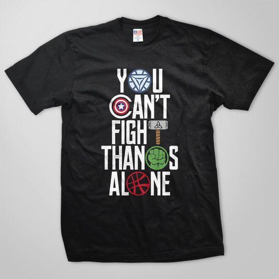 Avengers Infinity War T-Shirt VL5D