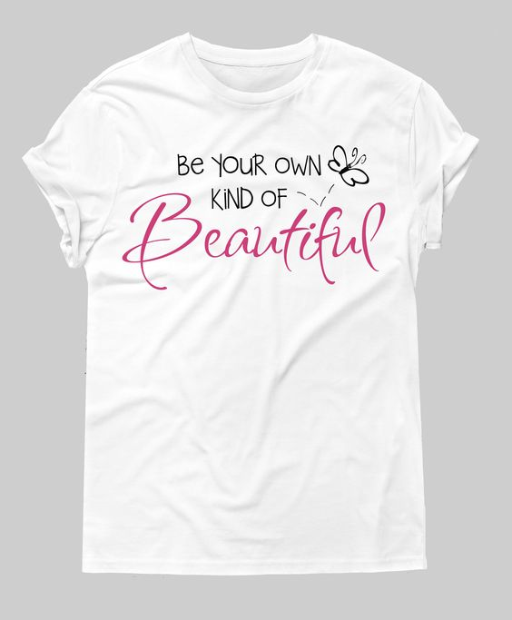 BE YOUR T-SHIRT ND21D