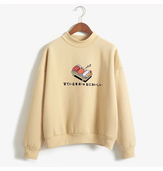 BTS kpop Love Yourself Sweatshirt ER2D
