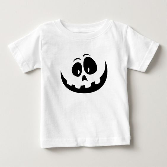 Baby t-shirt Halloween ND12D
