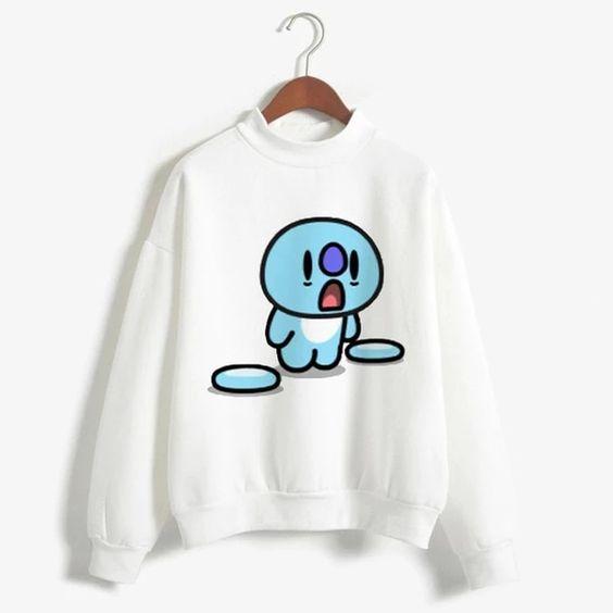 Bangtan Boys Korean Sweatshirt D4AZ