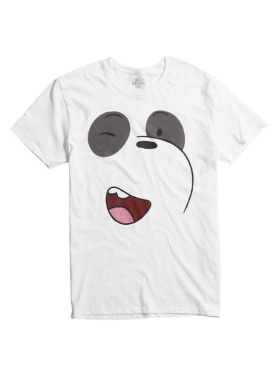 Bare Bears Panda T-Shirt ND21D