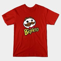 Big Hero Chips Tshirt EL24D