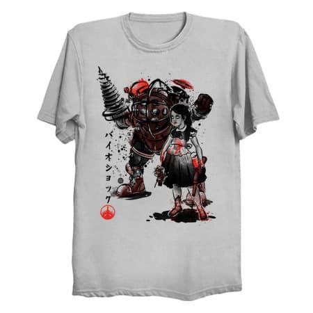 BioShock T-Shirt NR30D