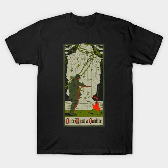 Bloodborne T-Shirt NR30D