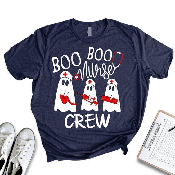 Boo Boo Crew T-Shirt EM7D