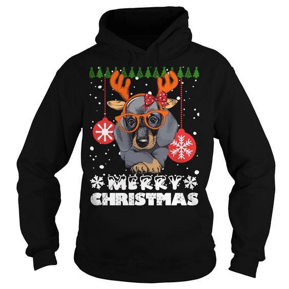 Christmas Hoodie EM7D