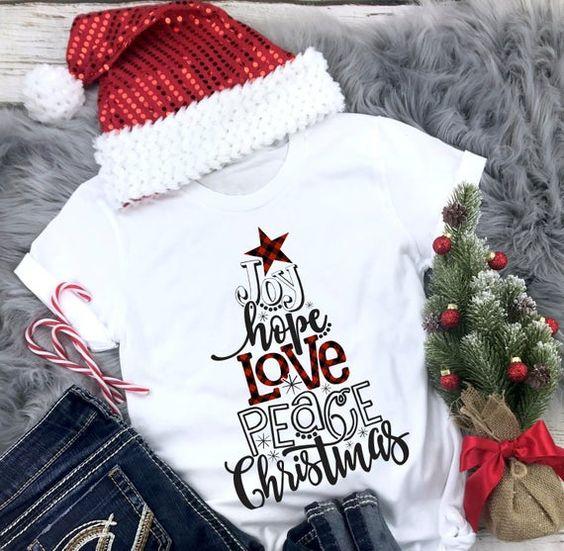 Christmas T-Shirt EM7D