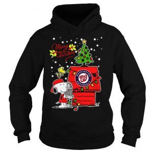 Christmas Washington Hoodie EM7D