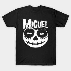 Crimsom Miguel Tshirt EL24D