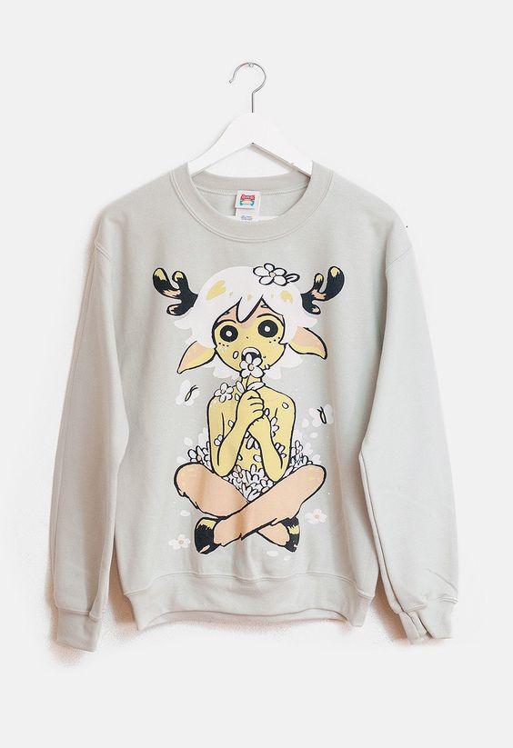 DEERBOY Sweatshirt VL5D